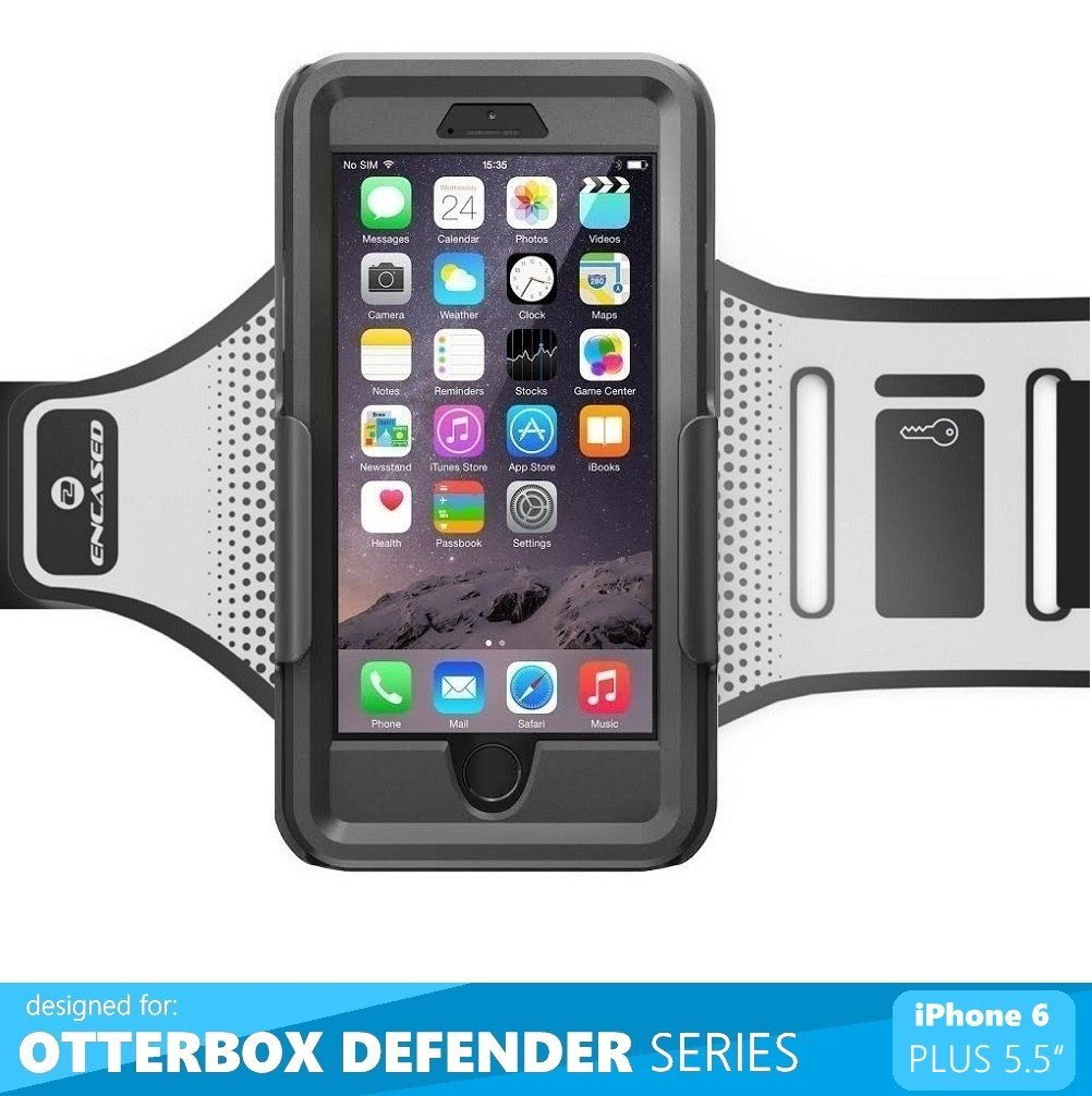 otterbox defender iphone 6 plus armband for otterbox defender series iphone 6 plus 5 5 17884