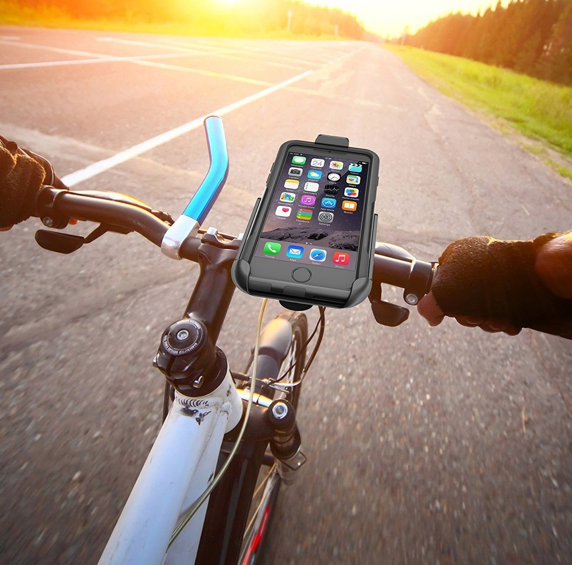 Otterbox Bike Mount Iphone