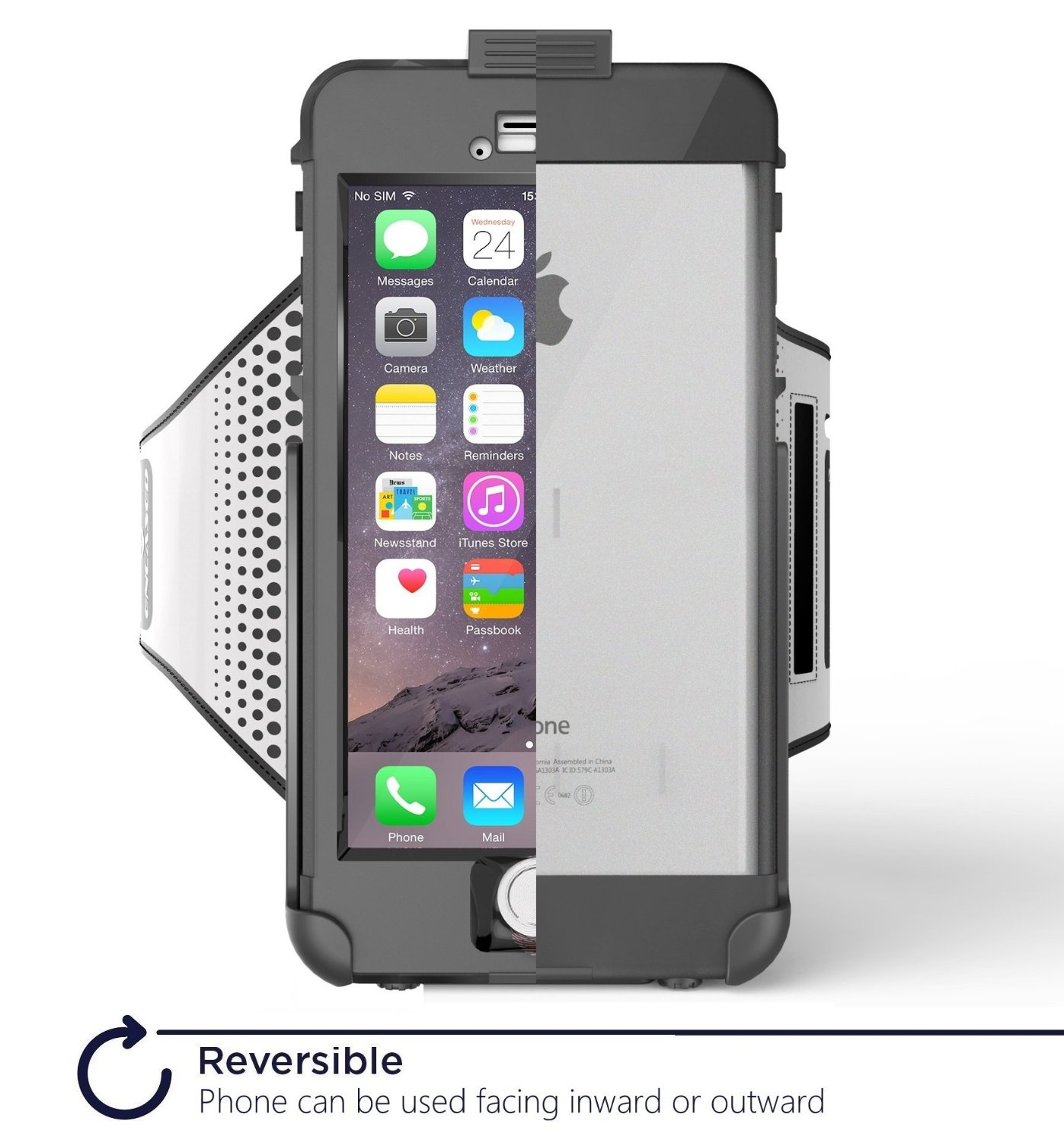Armband For Iphone  With Lifeproof Case